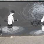 murale via delle conce -baglione