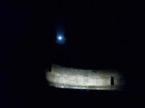 necropoli lune di pompei