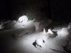 orti dei fuggitivi pompei