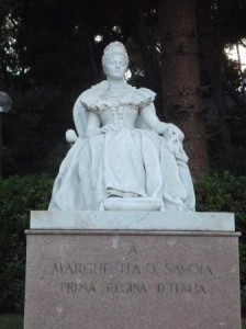 regina margherita di savoia- bordighera