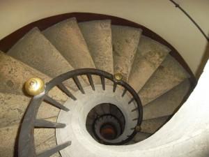 scala del Bernini-santa Maria Maggiore Roma