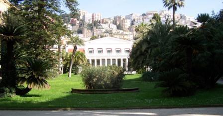 villa pignatelli- napoli