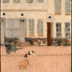 598px-Two_Dogs_in_a_Deserted_Street,_Pierre_Bonnard,_c1894