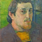 Gauguin_Paul_Autoritratto dedicato a Carriere_1888-1889_Washington_National Gallery of Art