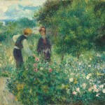 Renoir_Auguste_Cogliendo fiori_1875_Washington_National Gallery of Art