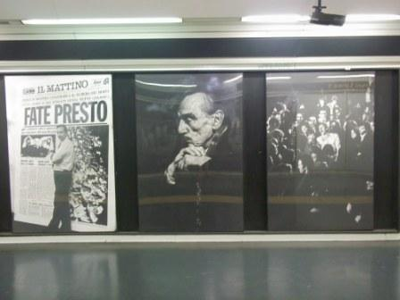 stazione Museo- napoli