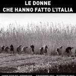 locandina donne che hanno fatto l'Italia