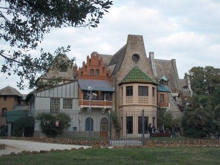 casina delle civette-villa torlonia roma
