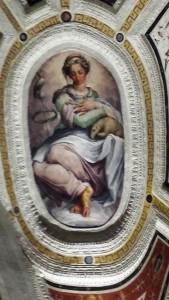 sagrestia Vasari