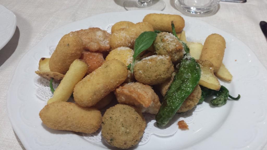 fritto alla napoletana